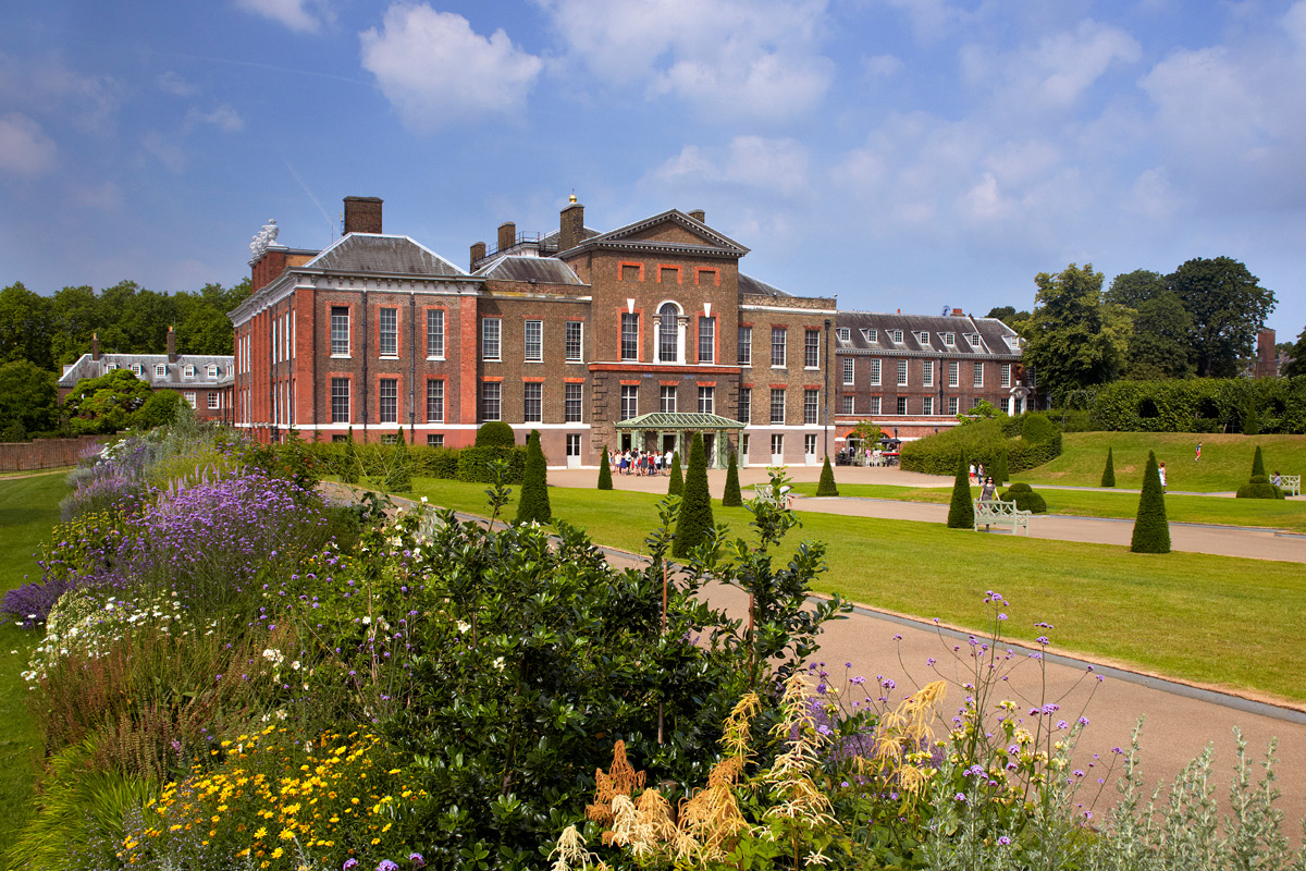 Visit to Kensington Palace and Afternoon Tea for Two