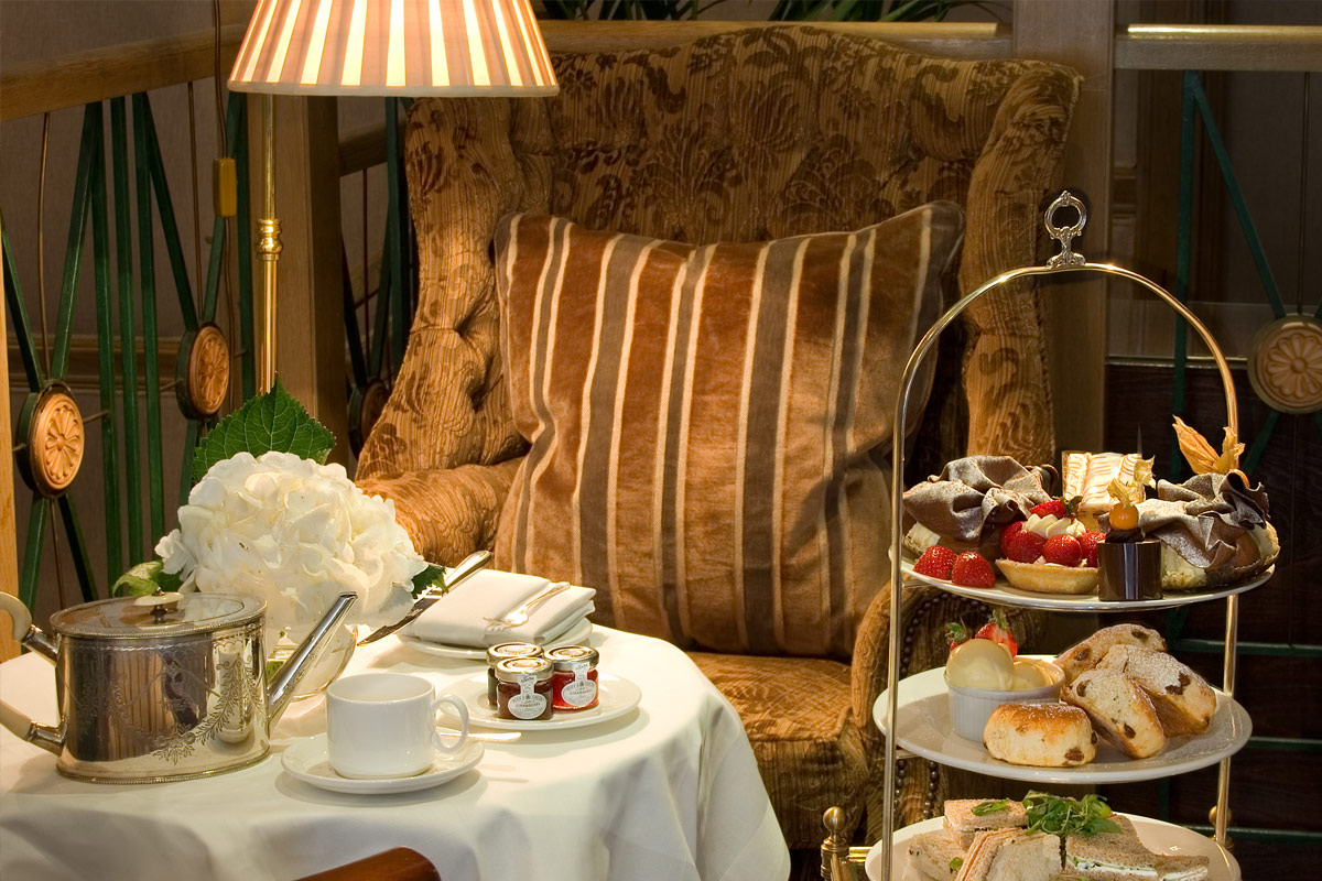 Afternoon Tea for Two at the 4* Rubens at the Palace Hotel, London
