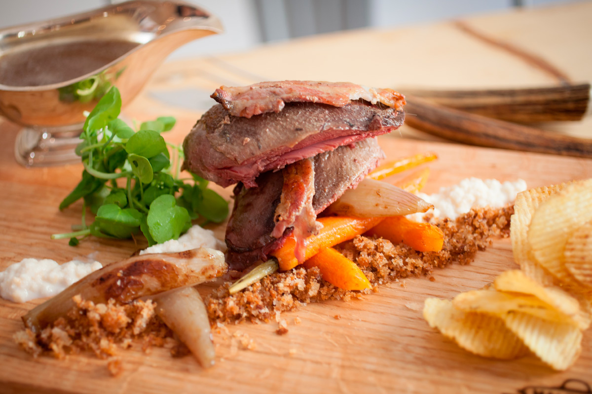 Yorkshire Game Cookery at The Malton Cookery School