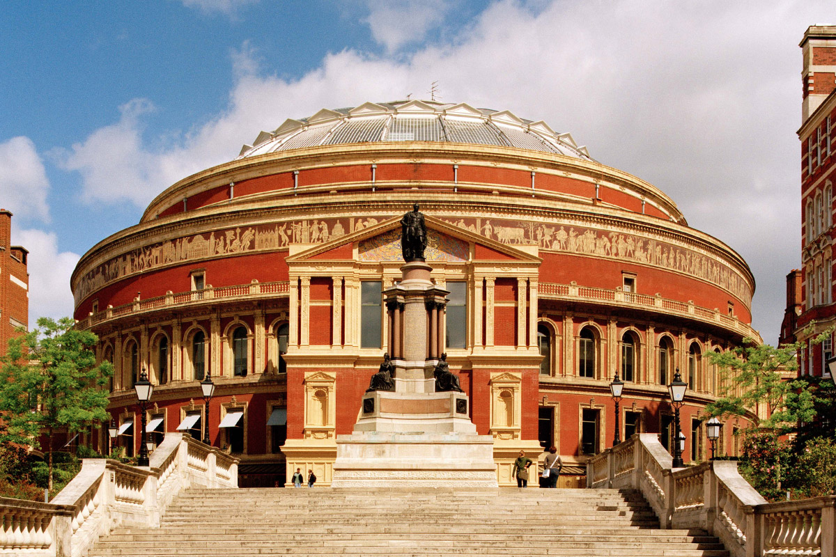 Afternoon tea for two at the royal albert hall for Door 9 royal albert hall