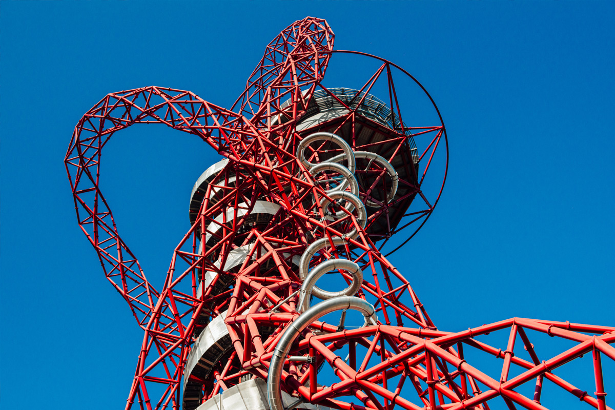 ArcelorMittal Orbit View for Two with a Bottle of Prosecco