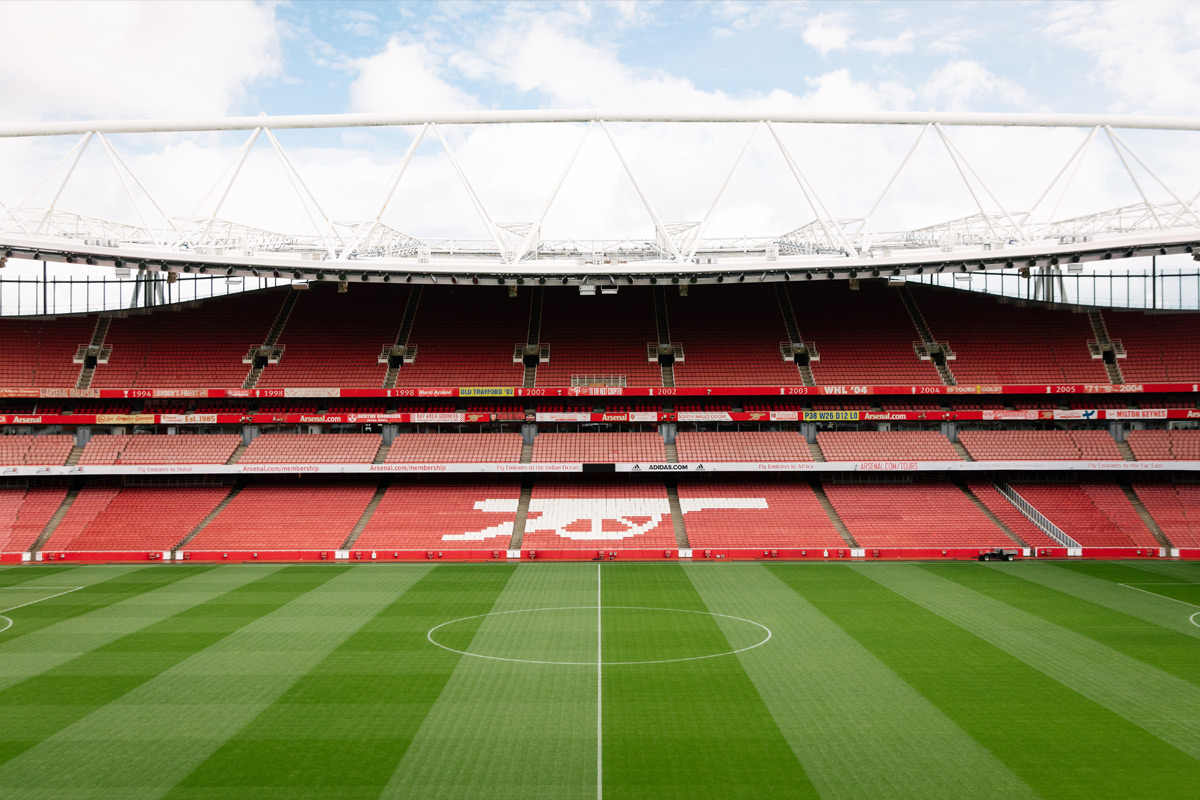Arsenal Football Club Stadium Tour for One Adult