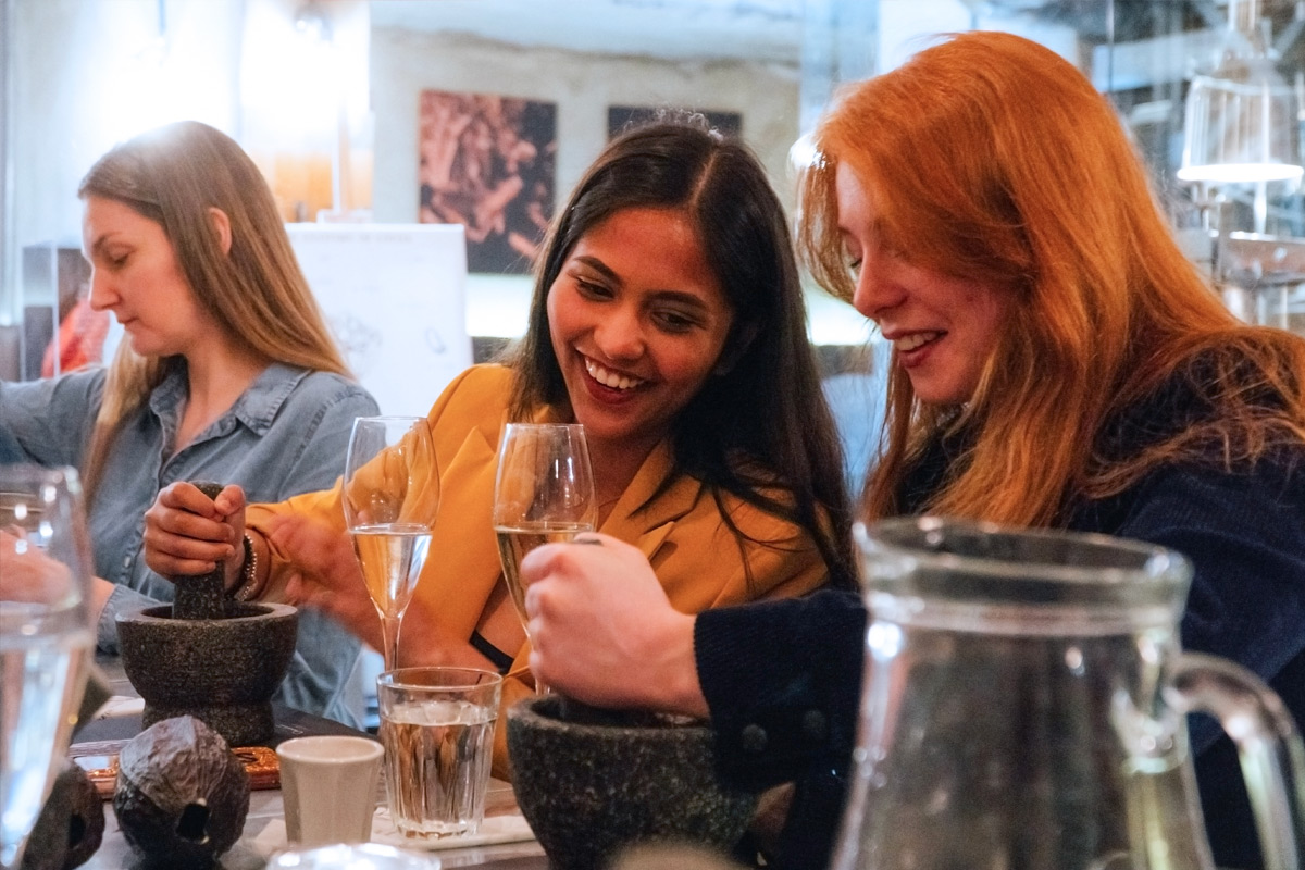 Bean to Bar Experience for Two at Hotel Chocolat