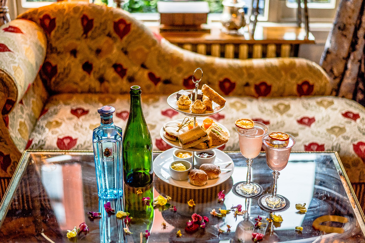 Bottomless G Amp Tea For Two At Mr Fogg S Gin Parlour
