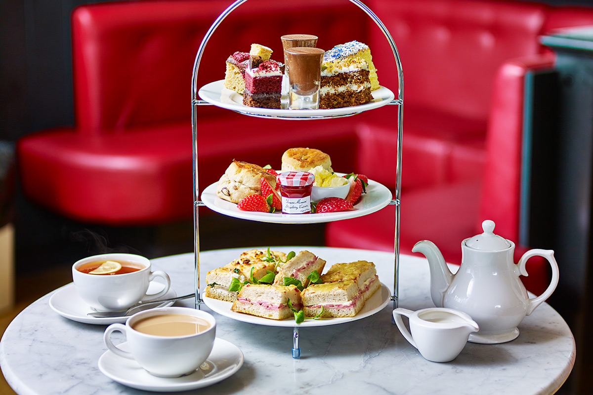 Café Rouge Afternoon Tea for Two