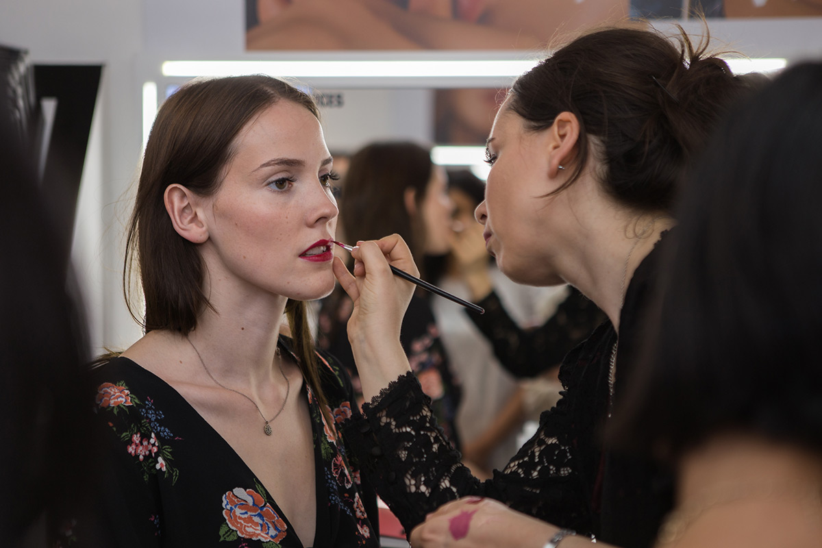 Celebrity Makeup Masterclass with London Beauty Artists (LBA), Covent Garden