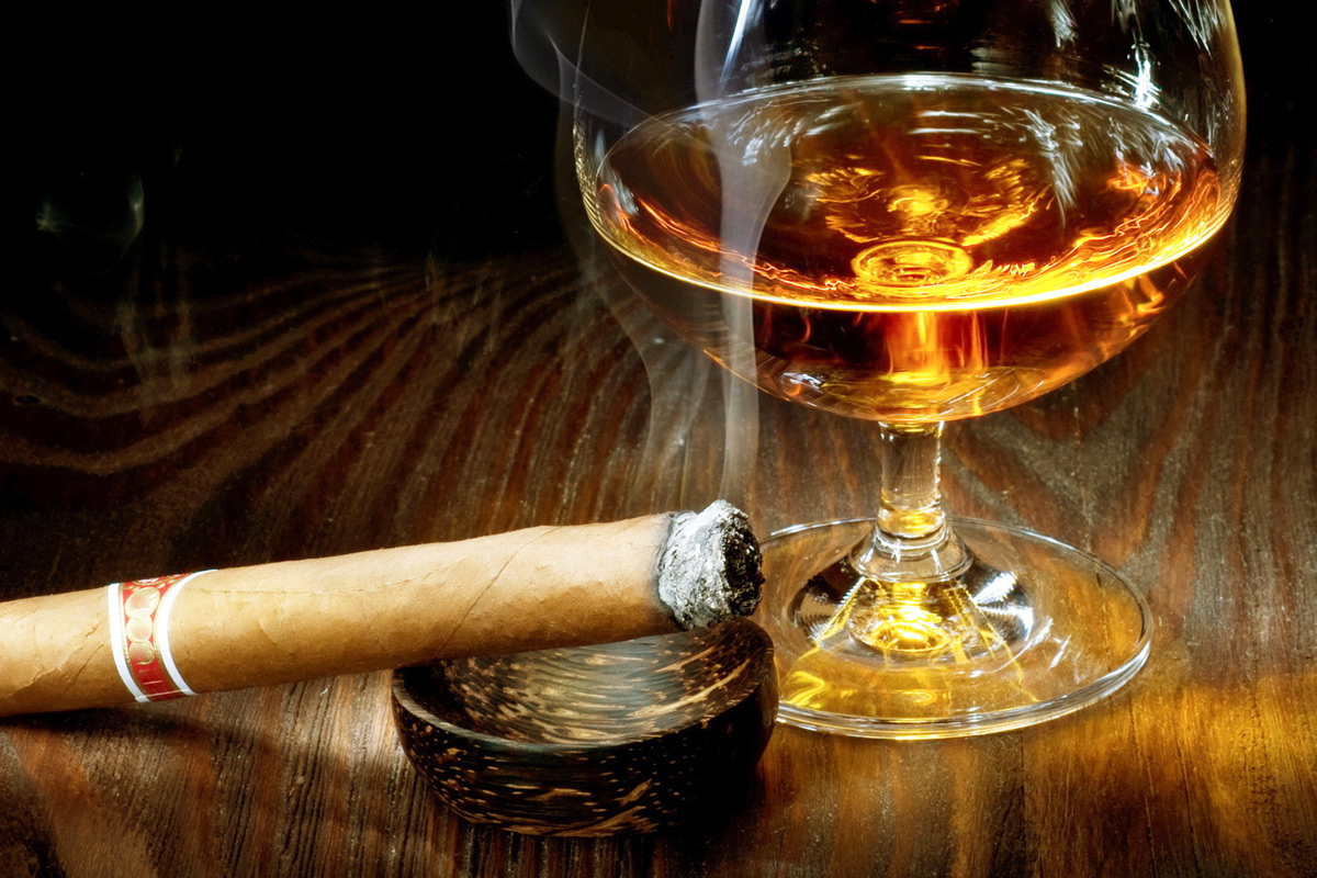 Cigar and Whisky Masterclass for Two at Hotel Xenia, Kensington
