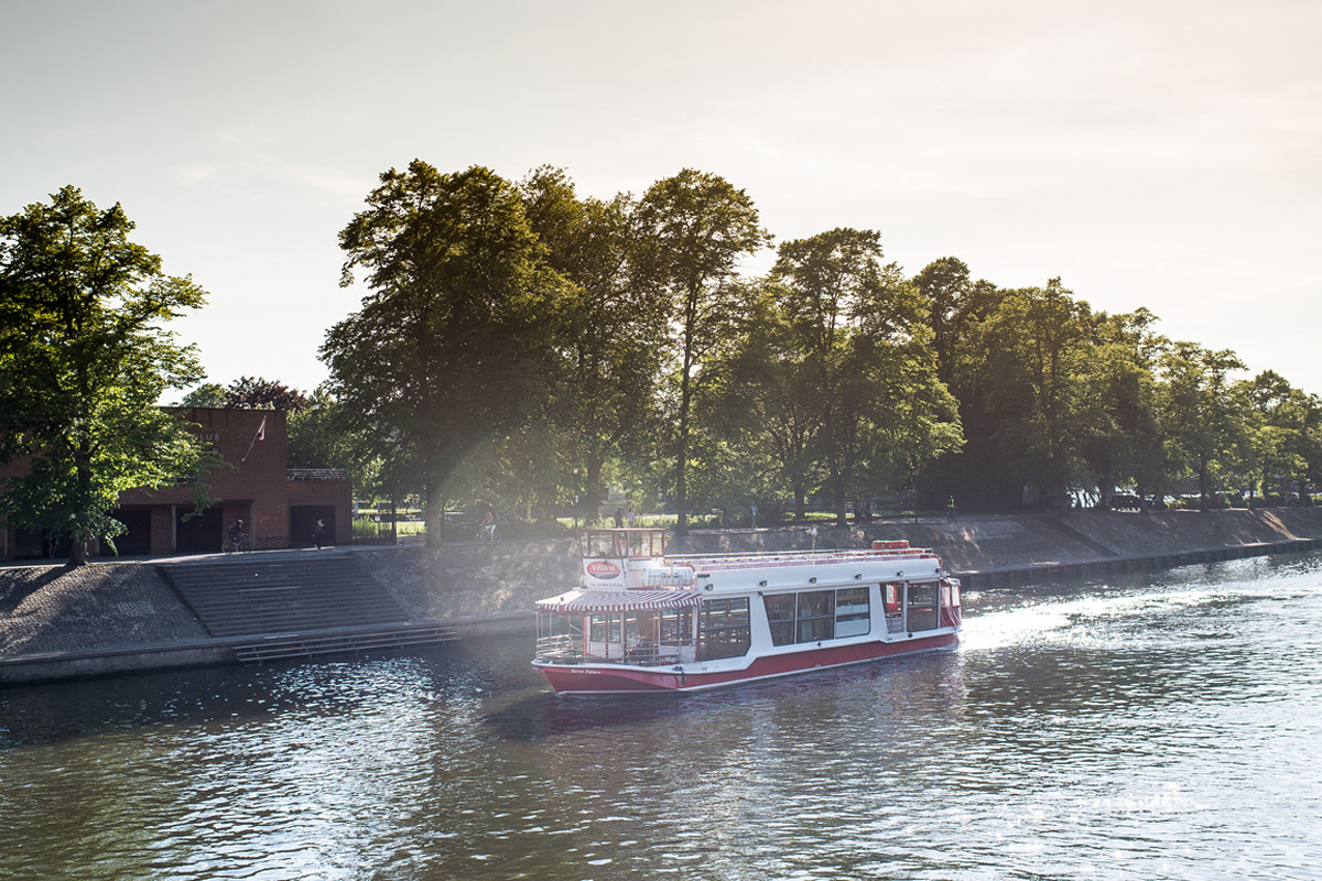 City of York Lunch River Cruise for Two