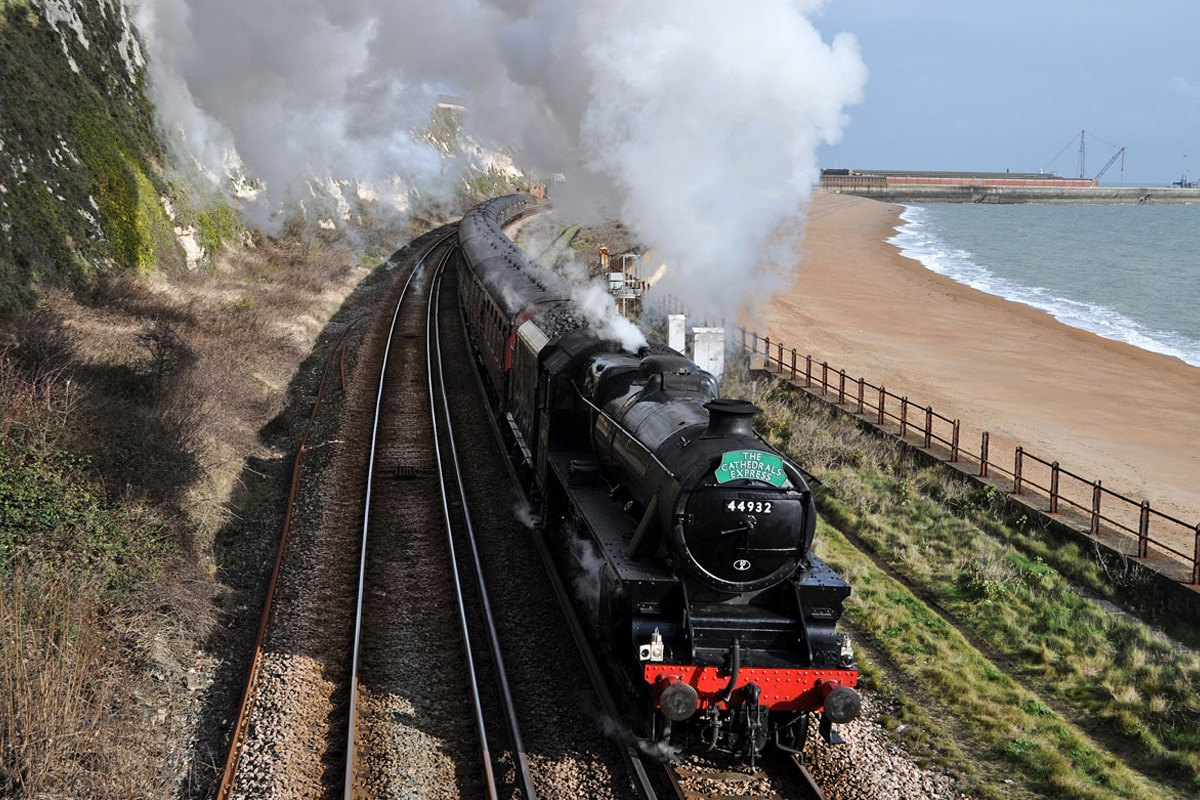 First Class Steam Train Experience for Two with The Steam ...