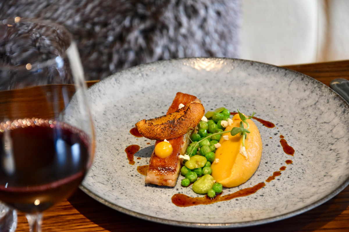Five Course Tasting Menu with Wine Pairing for Two at Galvin at the 5* Athenaeum, Piccadilly