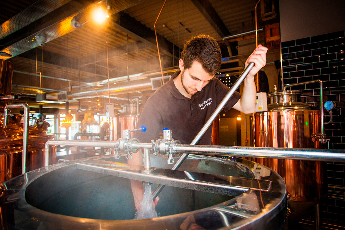 Full Day Brewery Experience with Lunch and Beer Tastings