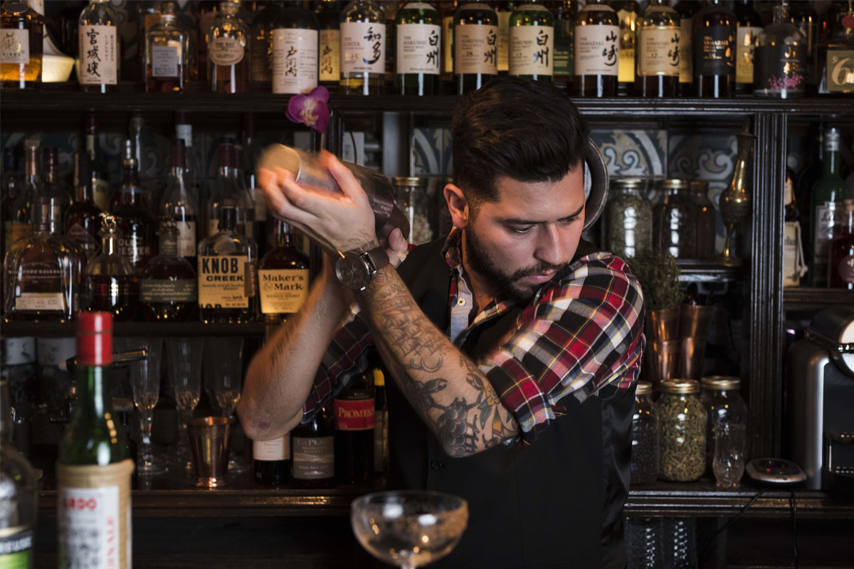 Gin Masterclass with Tastings for Two at MAP Maison