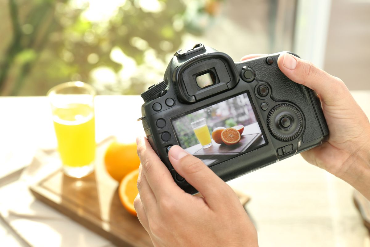 Home Projects Eight Part Online Photography Course