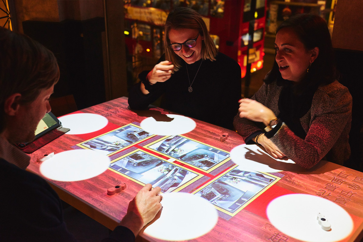 Interactive Pan-Asian Eight Dish Sharing Menu with Fizz for Two at Inamo, London