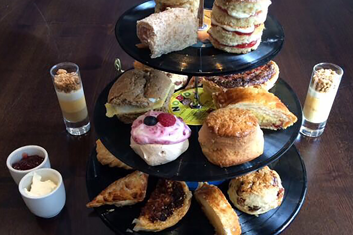 Jailhouse Rock Champagne Afternoon Tea For Two At The 5