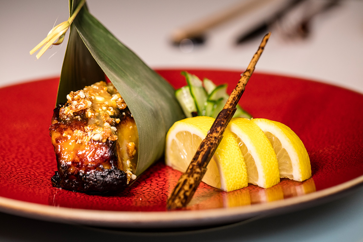Luxury Pan Asian Menu And Bottle Of Prosecco For Two At