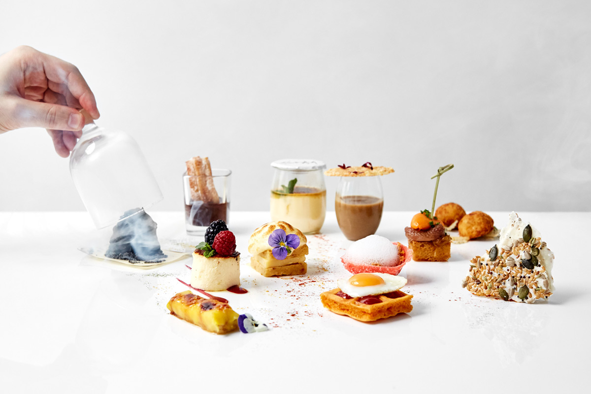 Michelin-Starred Afternoon Tea with Cava for Two at COMO The Halkin 5* Hotel