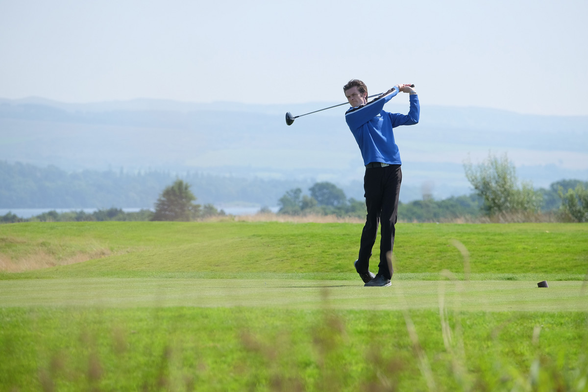 Nine Hole Golf Lesson for Two with a PGA Professional at the The Carrick Golf Course