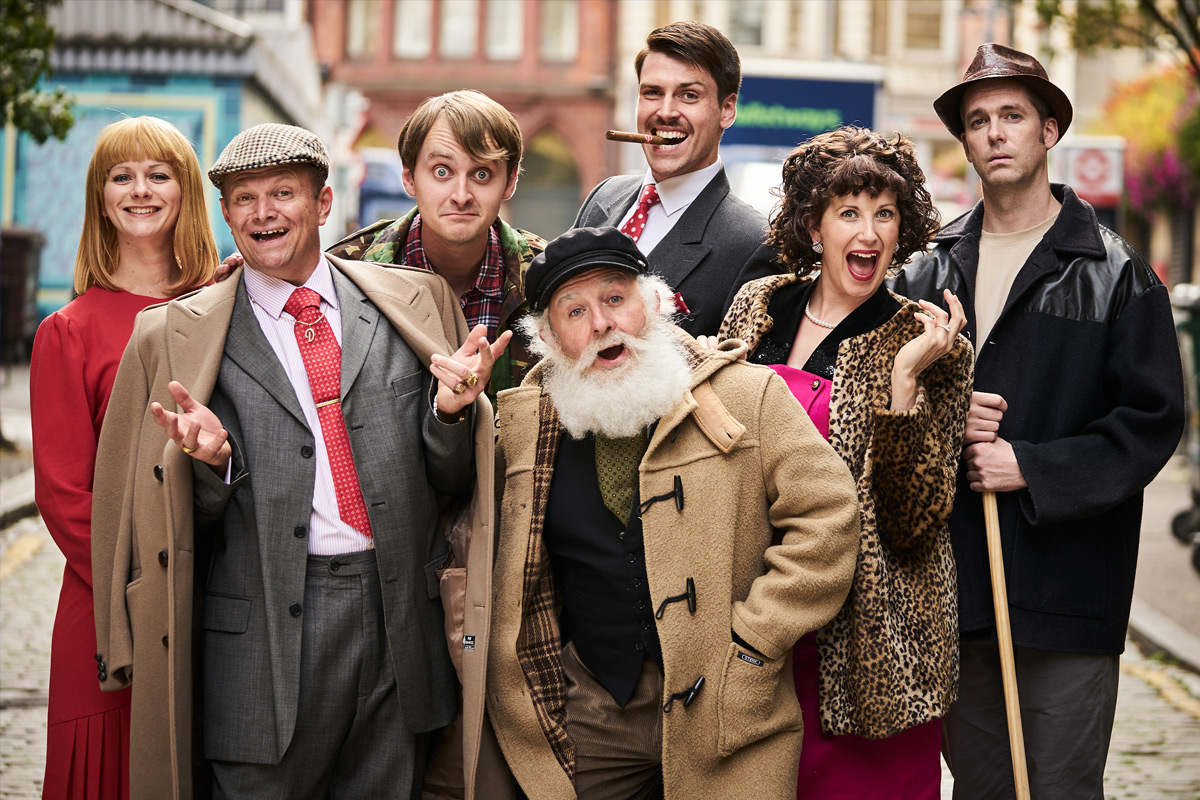 Only Fools - The (cushty) Dining Experience for Two