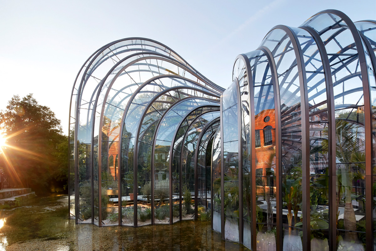 The Bombay Sapphire Distillery Guided Tour with Gin & Tonic for Two