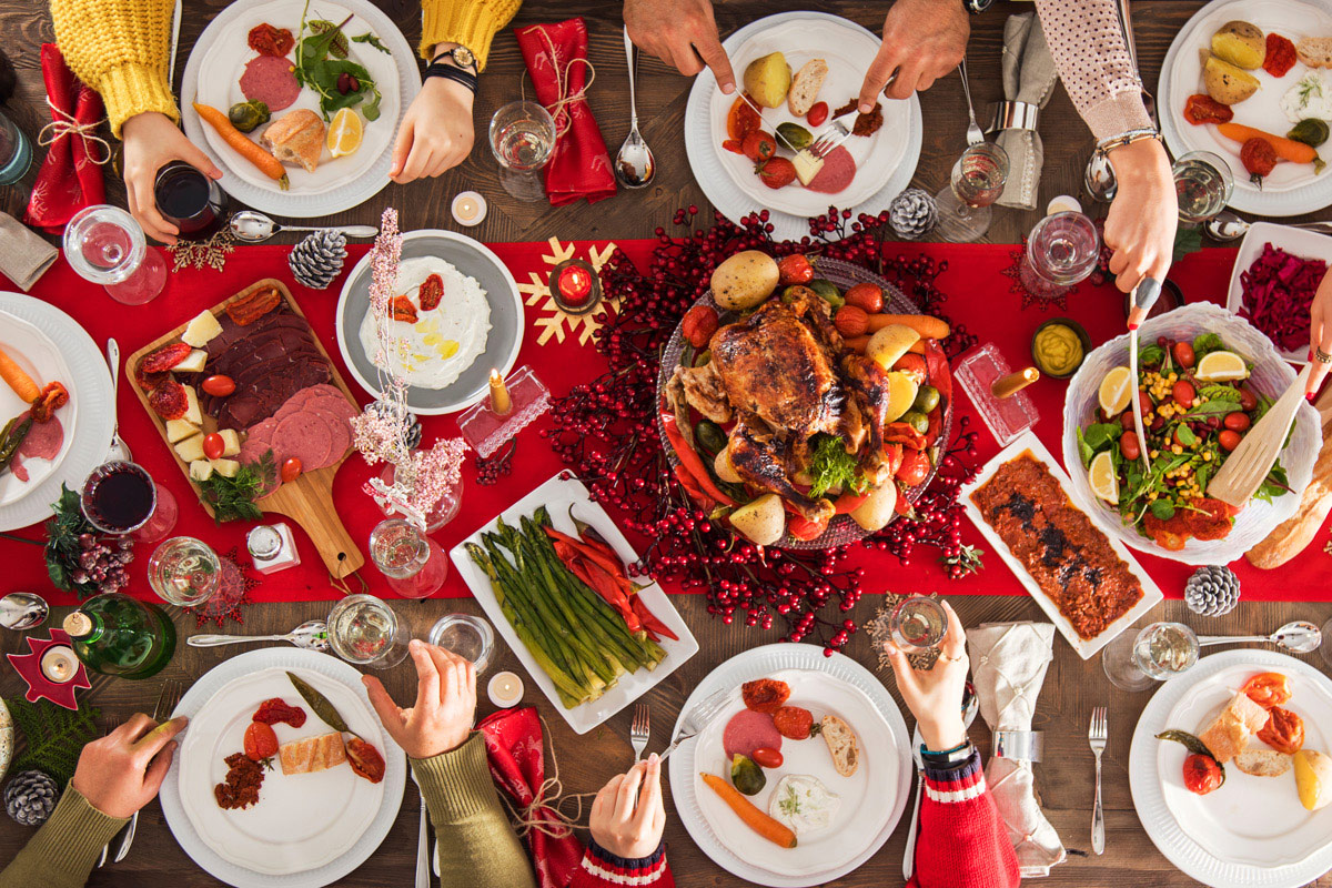 The Perfect Stress free Christmas Dinner For Two at The Smart School of Cookery