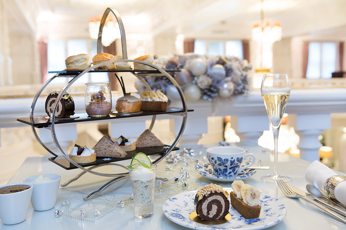 Themed Afternoon Tea For Two At The Luxury St Ermin S