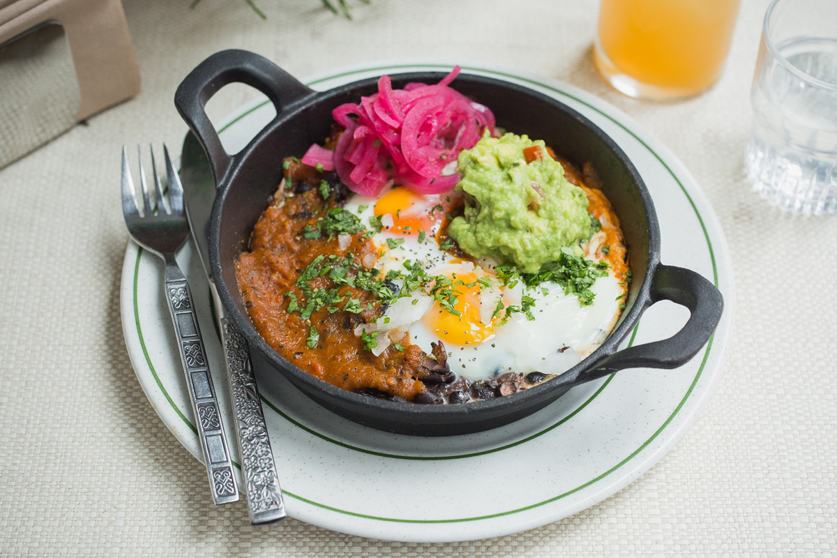 Three Course Sharing Mexican Brunch with Free Flowing Cocktails for Two at Corazon