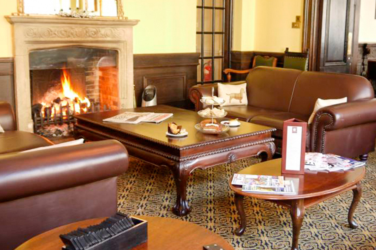 Traditional Afternoon Tea for Two at The Snooty Fox