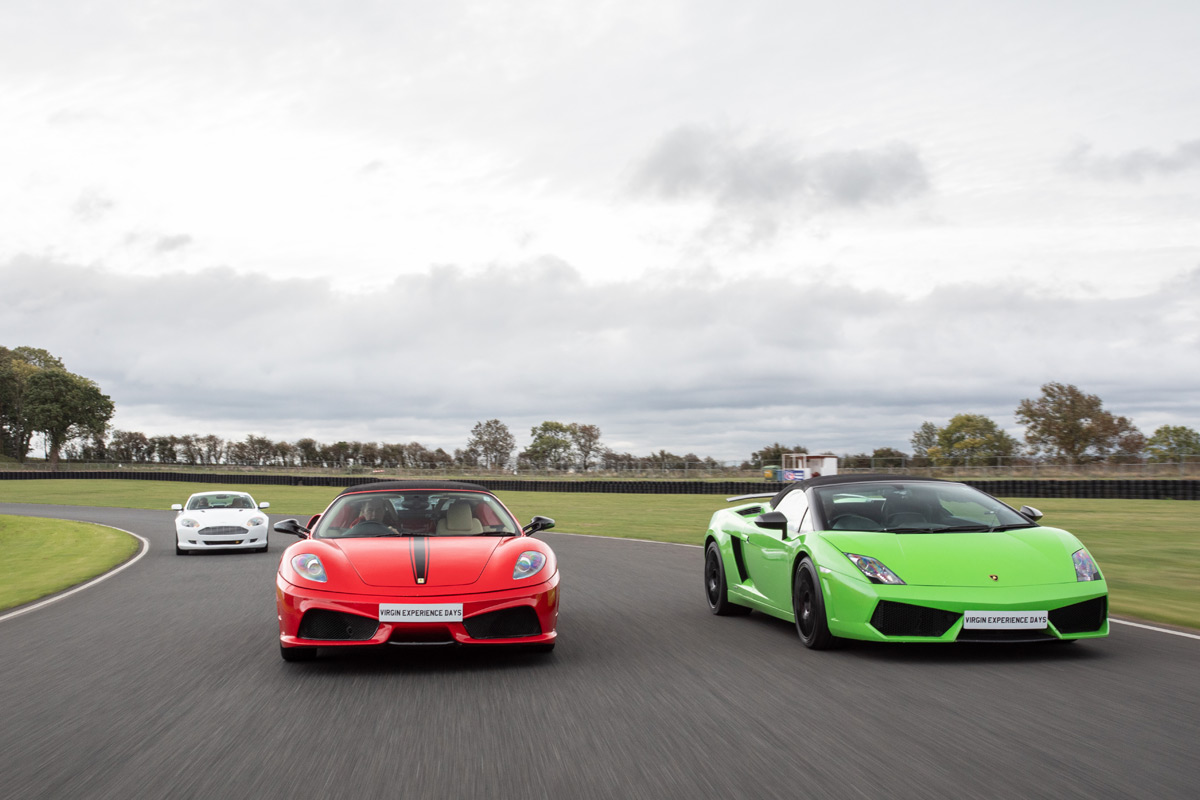 Triple Supercar Blast - Weekday