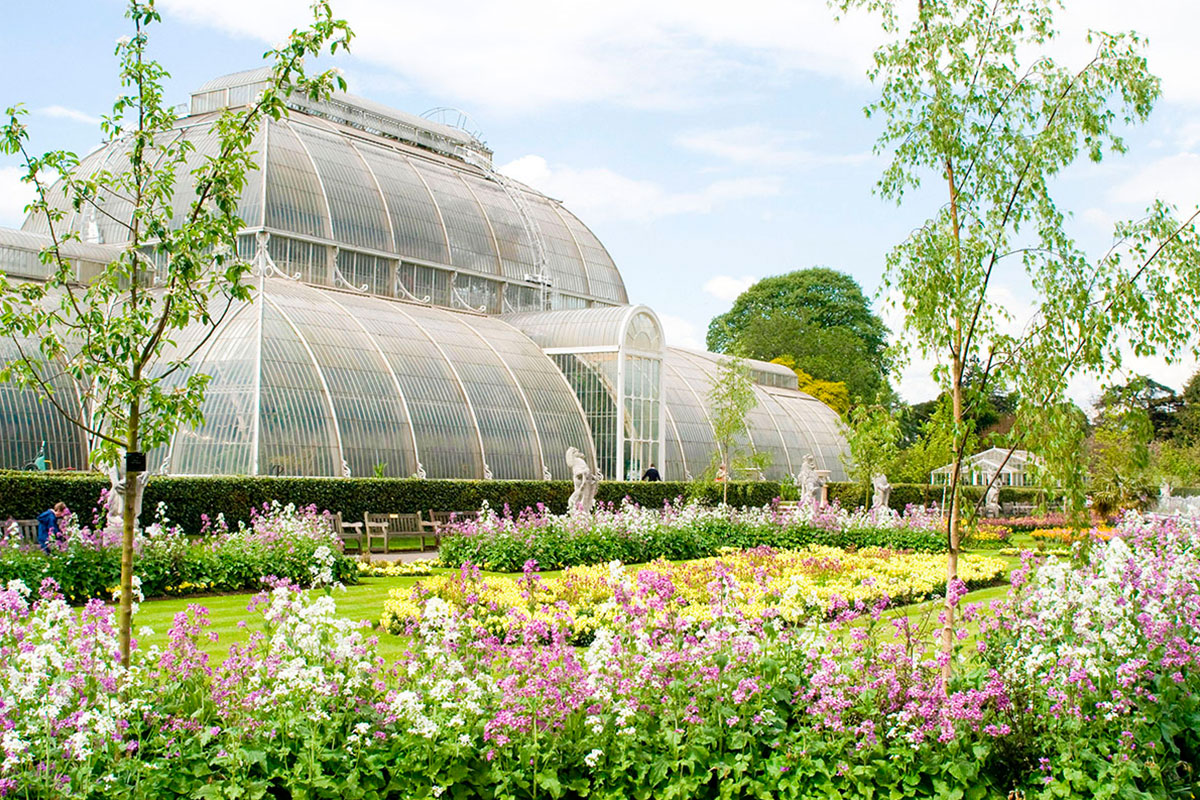 Visit To Kew Gardens With Thames River Cruise From Central London For Two | Lastminute.com