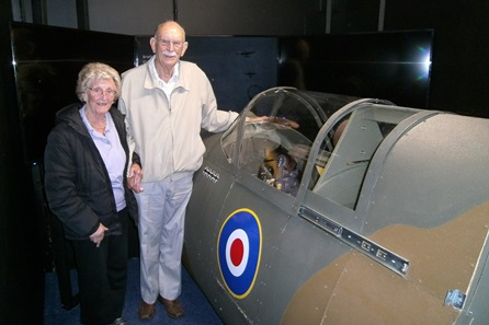 60 Minute Battle of Britain Dogfight Simulator for Two