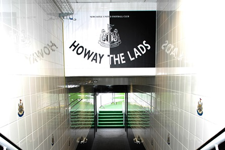 Newcastle United Stadium Tour for One Adult