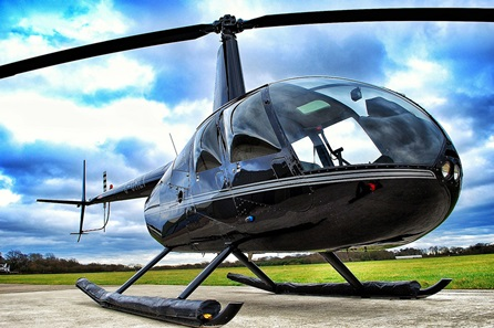 15 mile Helicopter Pleasure Flight for Two