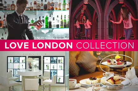 The Love London Collection