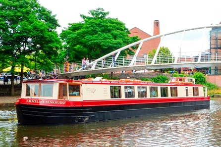 Manchester United Football Club Stadium Tour and Leisure Cruise for One Adult and One Child