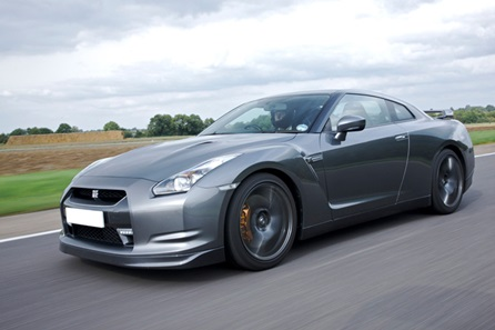Nissan GTR Thrill