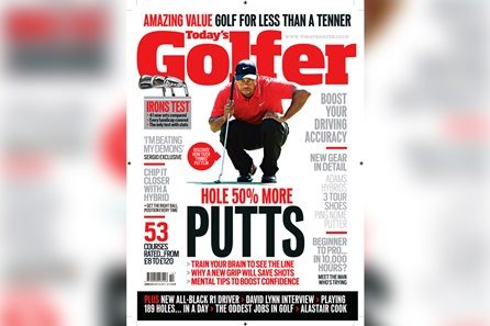 Today's Golfer Magazine Subscription – Six Issues