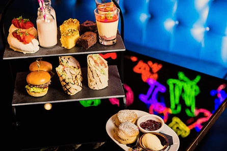 Afternoon Tea Cinema Club with Bubbly for Two at Malmaison