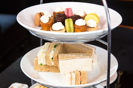 Afternoon Tea with Free-Flowing Prosecco on Board the RS Hispaniola and Thames Sightseeing Cruise for Two