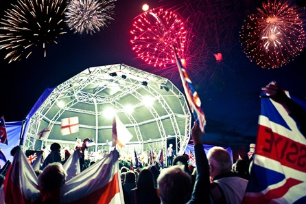 Battle Proms 2017 - Classical Summer Concert  for Two