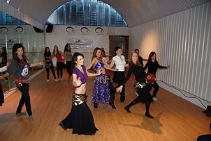 Belly Dancing Experience for One