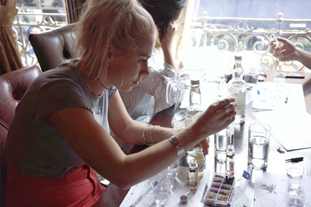 Blend Your Own Gin with Tastings for Two at The Gin Lounge