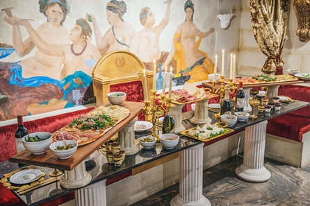 Broadway Show with Three Course Meal and Free-Flowing Prosecco for Two at Bunga Bunga, Covent Garden