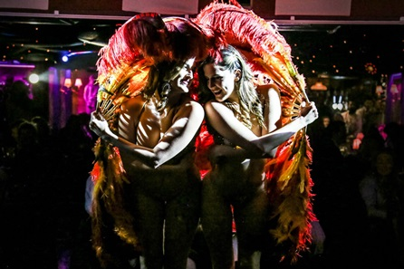 Burlesquoni Show with Three Course Meal and Prosecco for Two at Bunga Bunga, Covent Garden