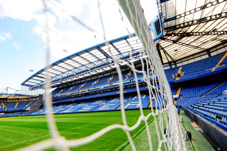 Chelsea Football Club Stadium Tour for Two