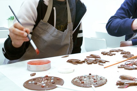 Children's Chocolate Lollipop Course for Two at Melt London