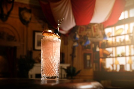 Cocktail and Cakes for Two at Mr Fogg's Residence, Mayfair