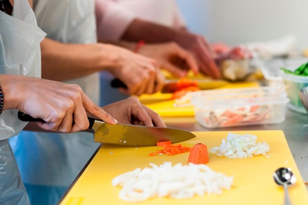 Cookery Class at Jenius Social, London