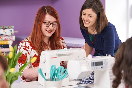 Create Your Own Bag in a Beginners Workshop with Sew Over It, London