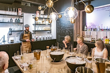 Create Your Own Bespoke Gin and Learn the History for Two with The Blendworks Gin School, Glasgow